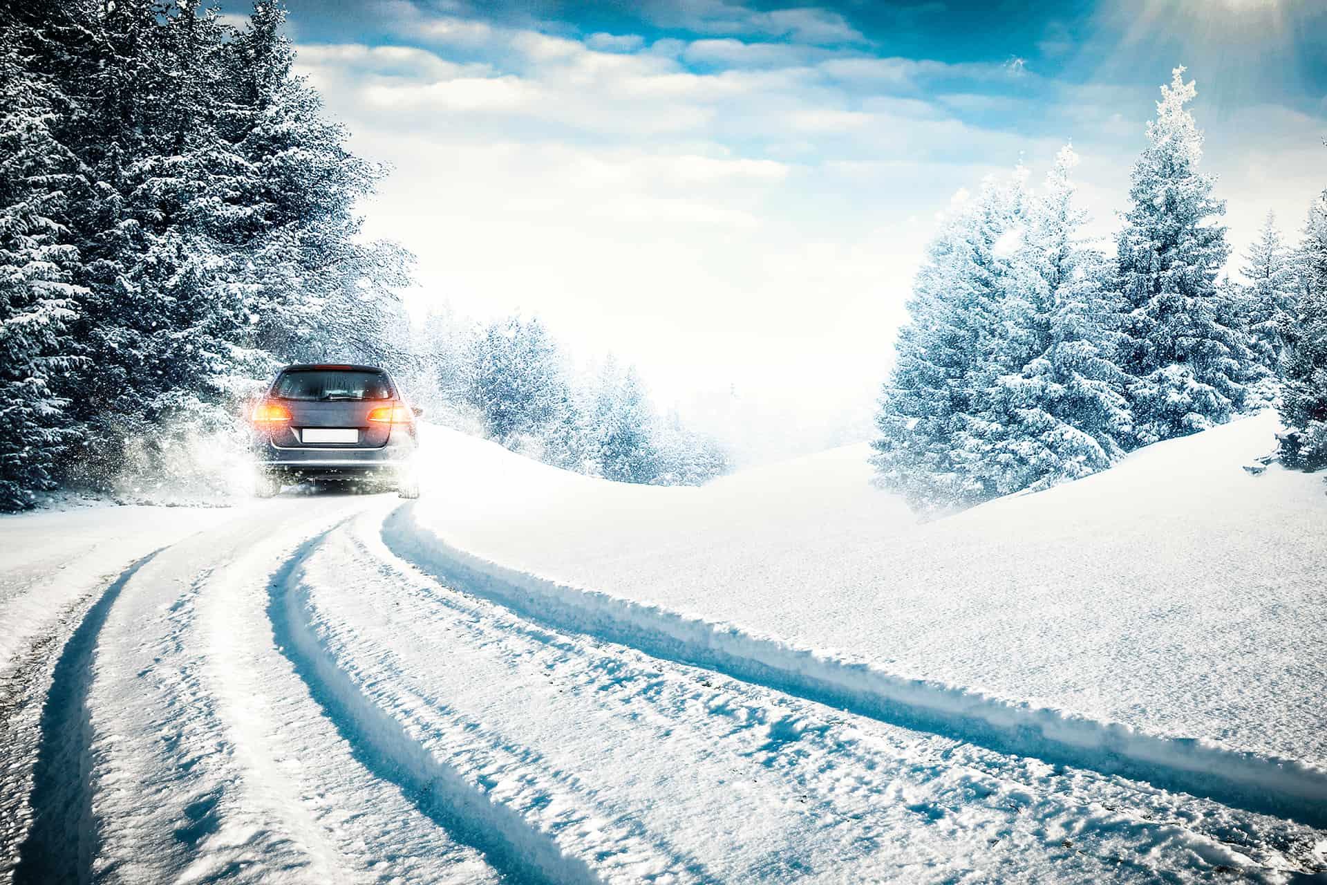 vintervedlikehold av bilen