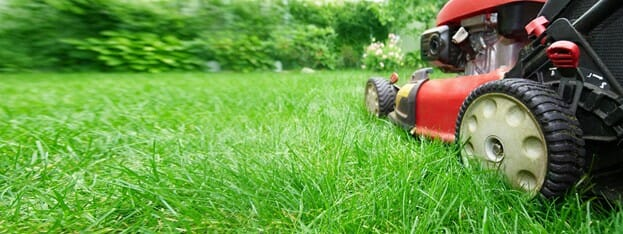 Reparere gressklipperen