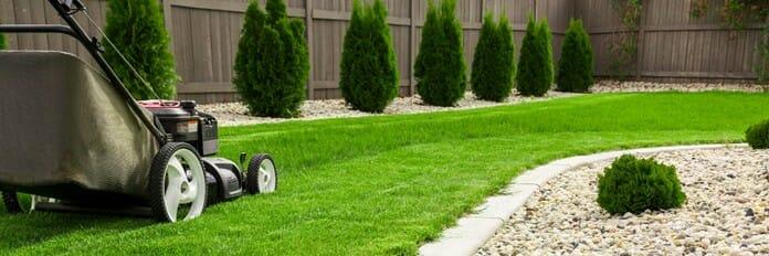 vedlikehold av gressklipper