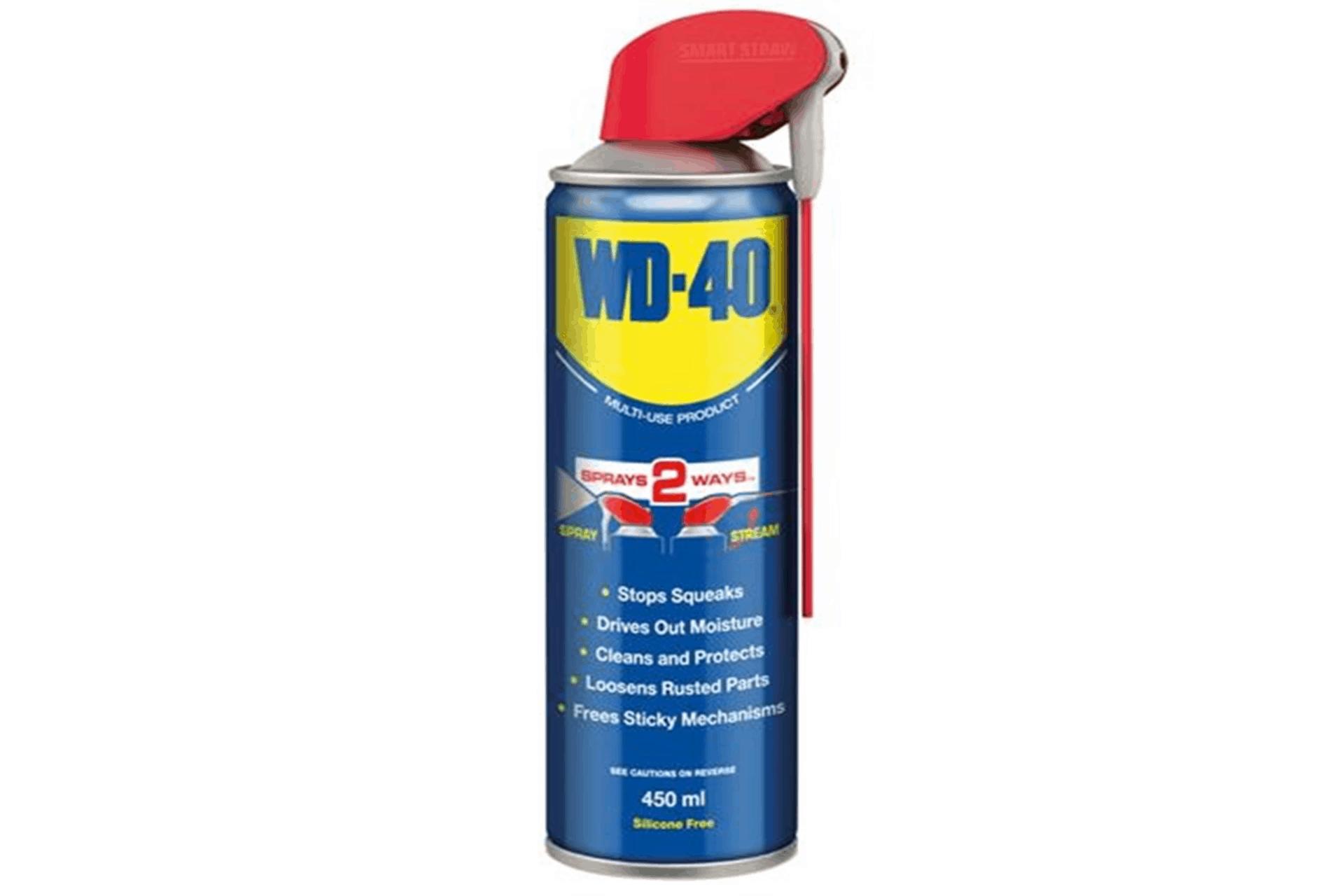 WD-40 Multispray, plantestøtter