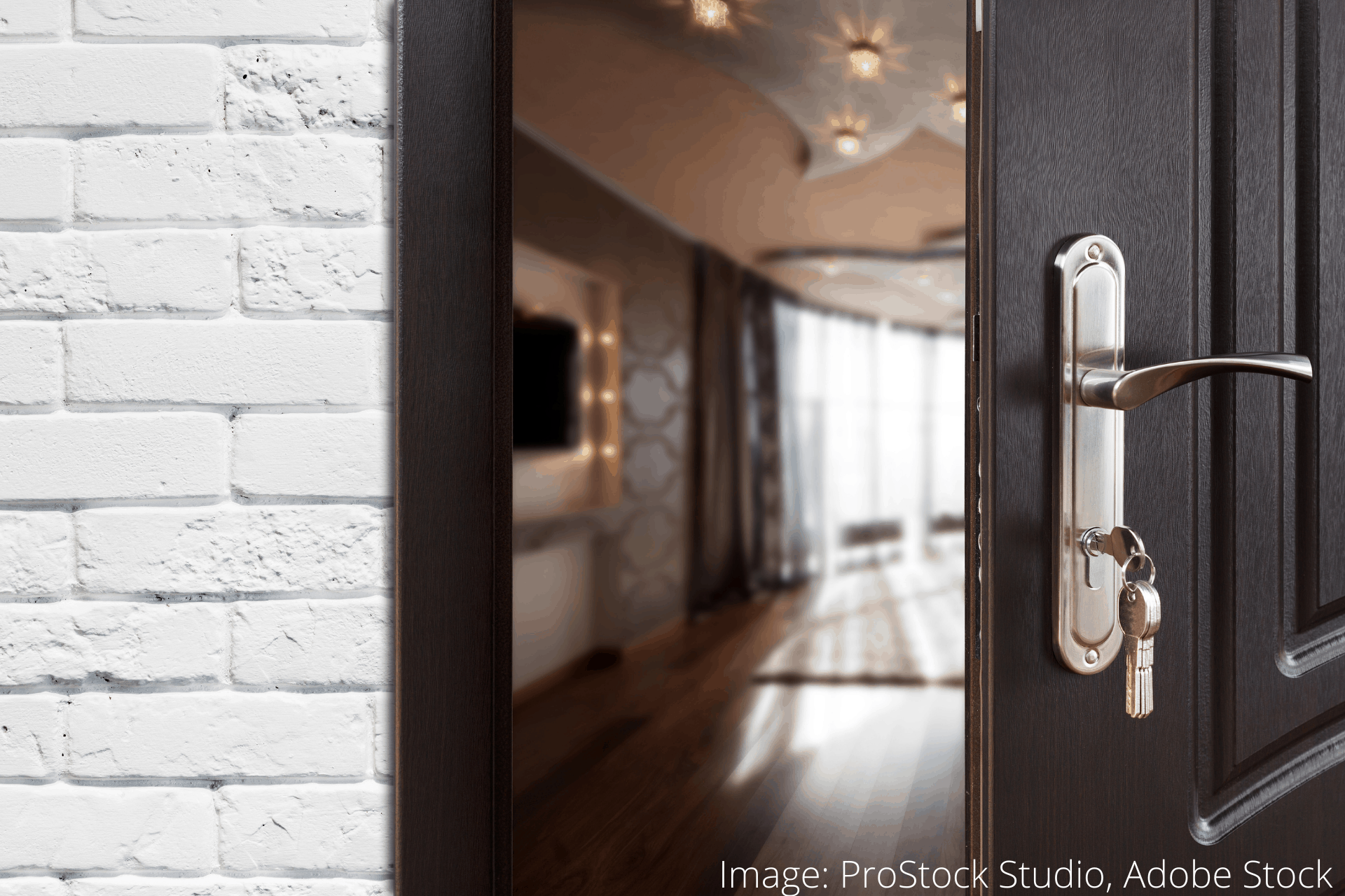 Hvordan fikse et knirkende dørhengsel